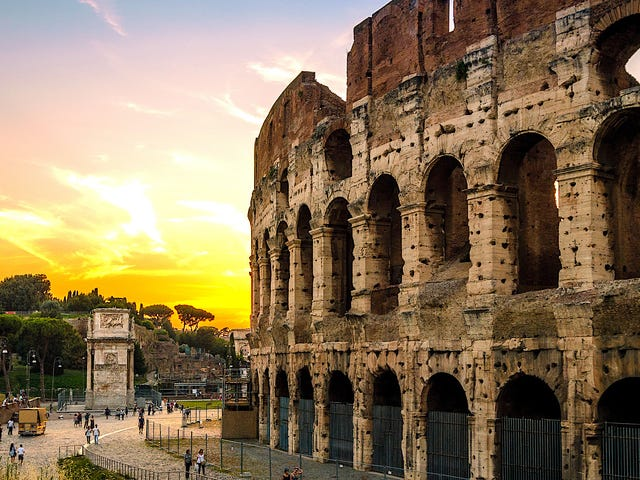 This Italian Airline Is Now Offering Free Stopovers in Rome
