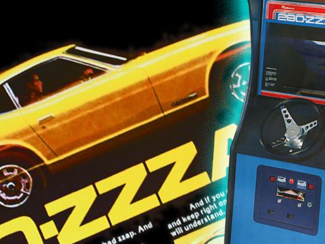 Datsun Was The First Car Maker To Officially Brand A Video Game