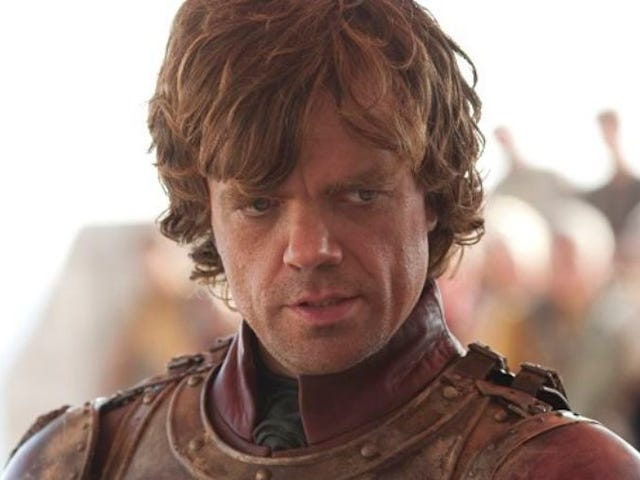 Hey, Tyrion could still win this thing