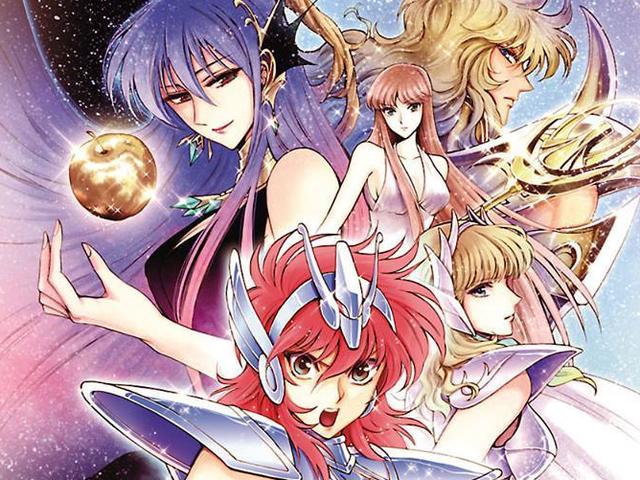 Rumor: Saint Seiya -Saintia Sho- Anime in the way?! [Updated]