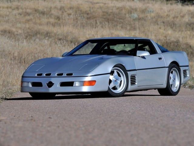 Проект Sledgehammer - Corvette що поїхав 11