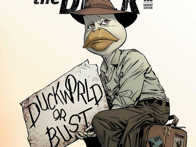 Howard the Duck #8 Breaks Our Hearts With Friendship
