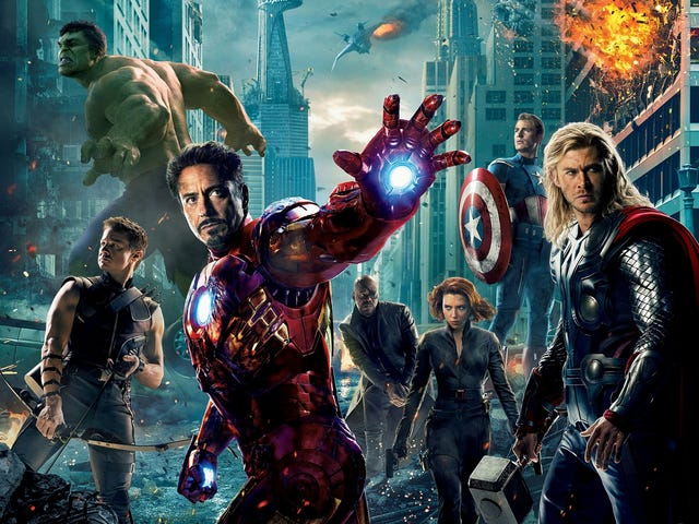 A Look Back: Where Do The First 10 Marvel Films Rate Up To Each Other?