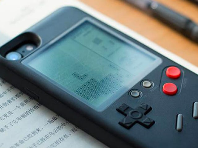 Play Classic Games On Your iPhone With The Wanle Console Case, Now 50% Off ($34)