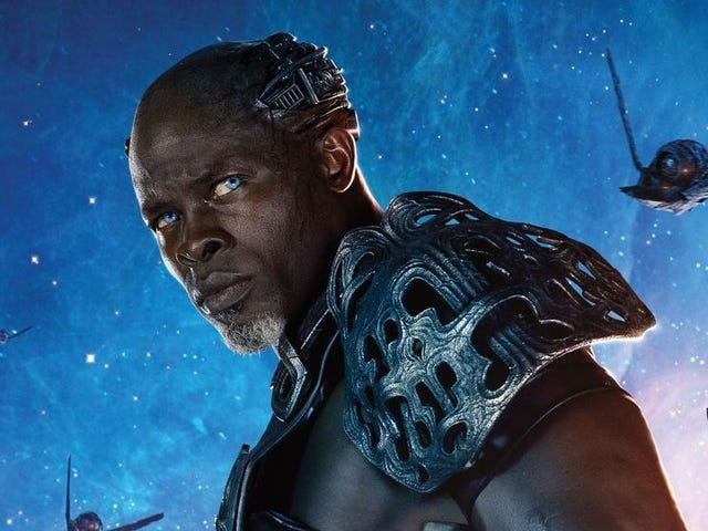 DC's Shazam! Enlists Marvel's Djimon Hounsou for a Classic Comic Character