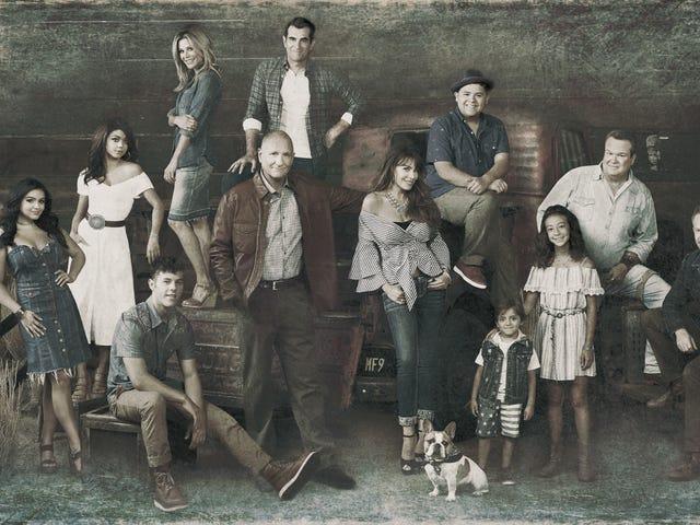 Modernin perheen seuraava kausi on viimeinen