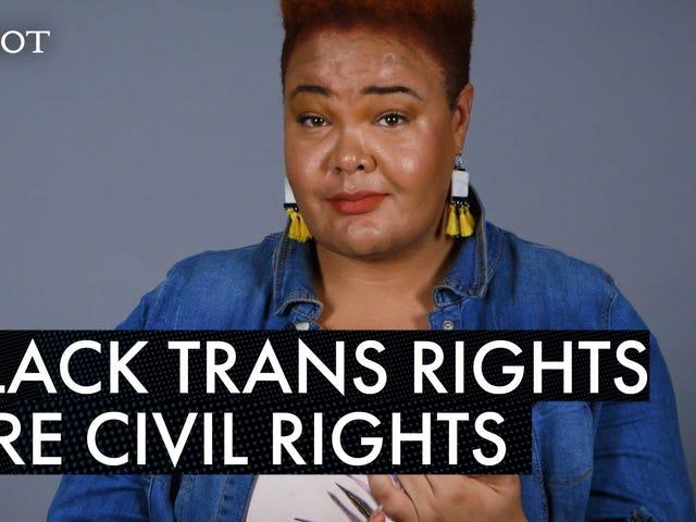 Marsha's Plate Trans Podcast wil alle zwarte mensen bevrijden
