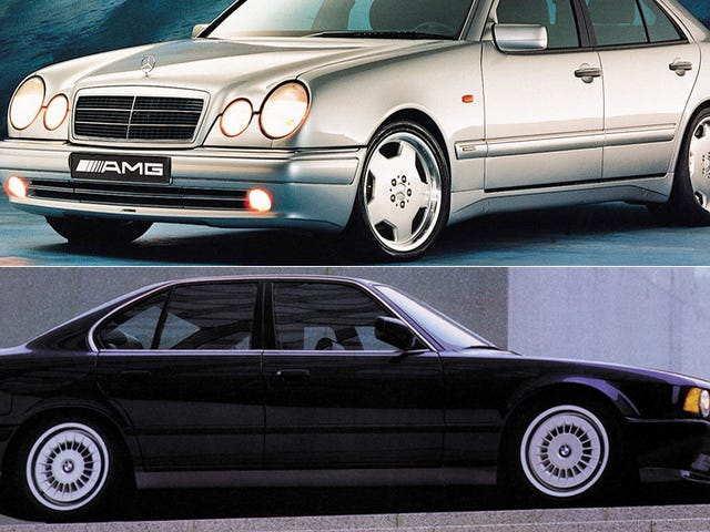 BMW Wheels Vs. AMG Wheels: Which Are Better And Which Have The Deeper Catalog?