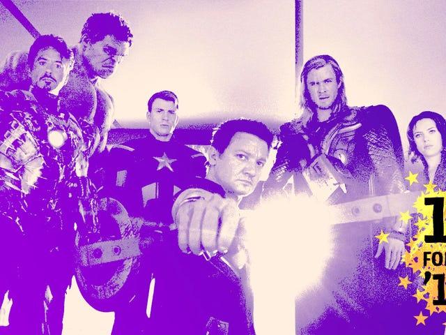 The Avengers adalah peristiwa sinematik yang tidak boleh diulangi