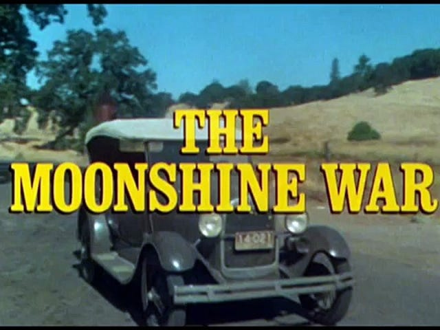 The Moonshine War (1970)