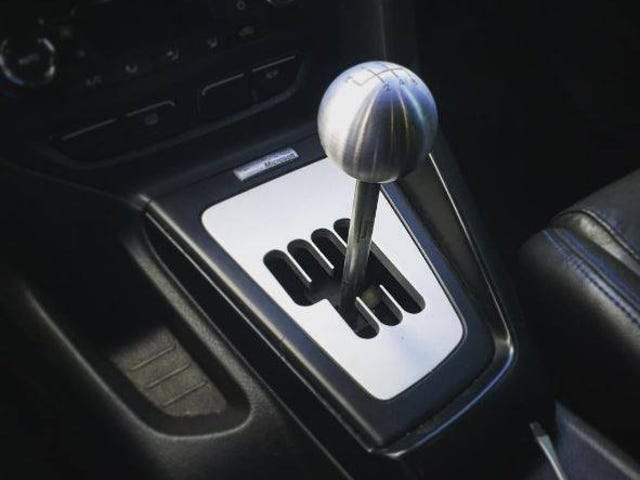Ford Focus Gated shifter