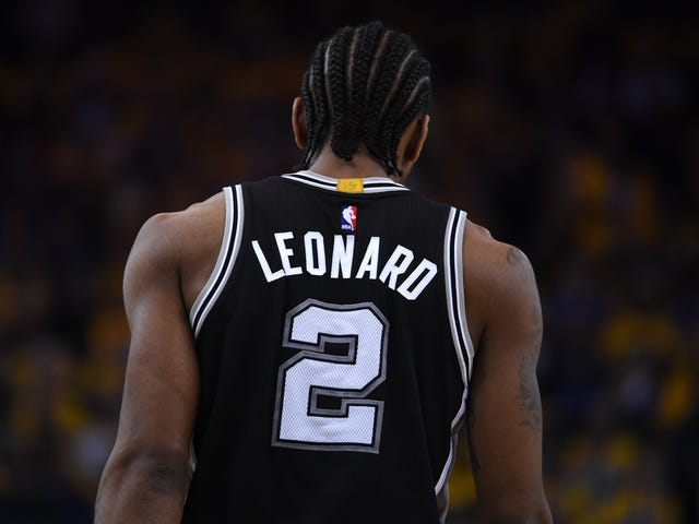 Reports: Kawhi Leonard Is Going To The Raptors And He Hates It