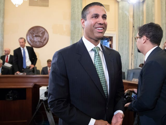 FCC Clears Ajit Pai of Wrongdoing in Sinclair's Failed Takeover of Local News