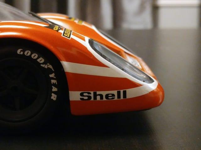 LaLD Engine Week: 12 Cylinders -Porsche 917K