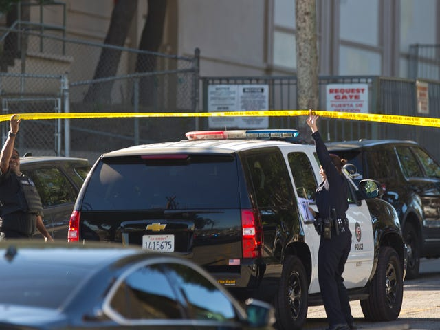 12-Year-Old Girl in Custody After 5 People Injured in L.A. Middle School Shooting