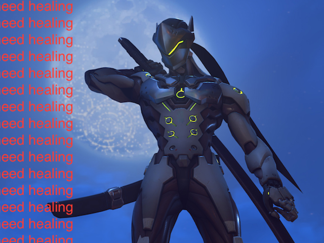 Overwatch Players Hear 'I Need Healing' In Their Nightmares