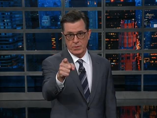 Stephen Colbert tampil langsung untuk membuat pidato State Of The Union yang menggelikan benar-benar lucu