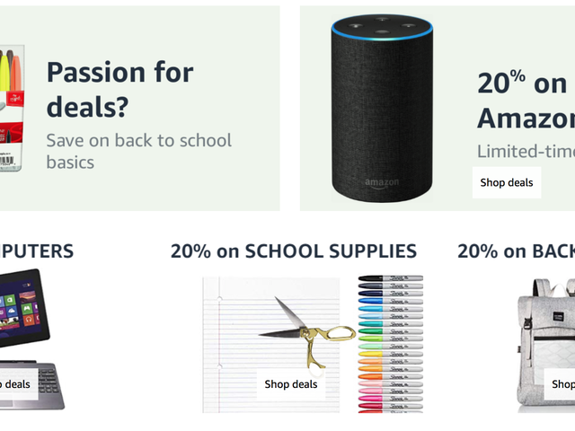Take An Extra 20% Off Thousands of Already-Discounted Amazon Warehouse Purchases