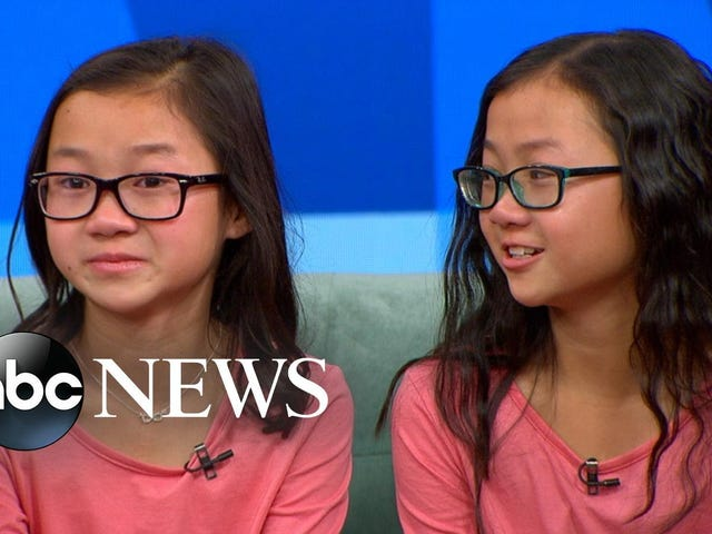 Identical Twins Separated as Babies, Reunited After Adoption