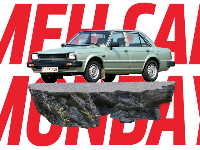 Meh Car Monday: The Fine, Decent And Confusing Triumph Acclaim