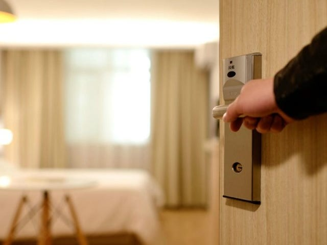 You Don't Have to Use Your Room Key to Operate Hotel Room Lights