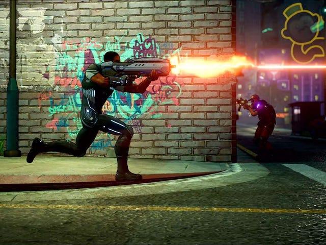 <i>Crackdown 3</i>のマルチプレイヤーはもうゴーストタウンになっている