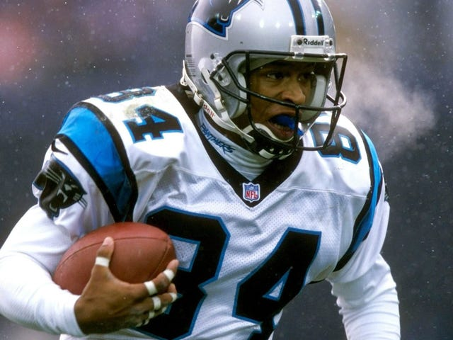 Grandma: Rae Carruth Won't Get Custody Of Son Whose Mother He Had Murdered