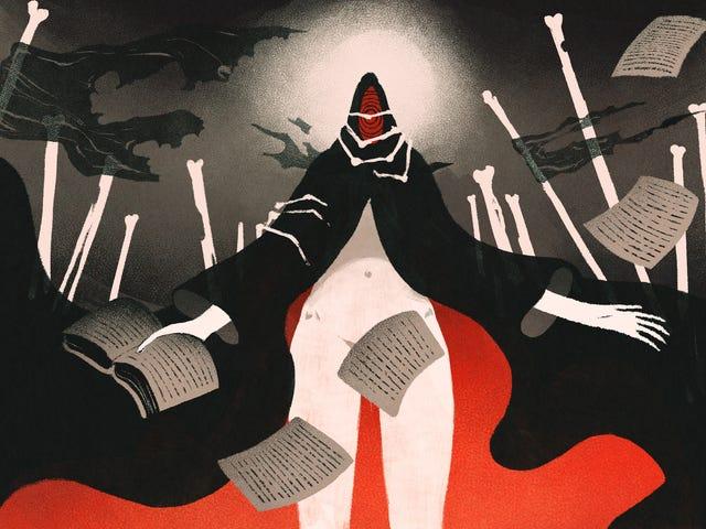 Ось 10 найстрашніших, більшість кісткових оповідань, які ви прочитаєте весь рік