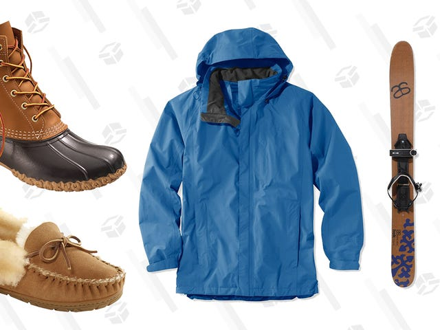 Ride Out the Winter and Gear Up For Spring With 25% Off at L.L. Bean