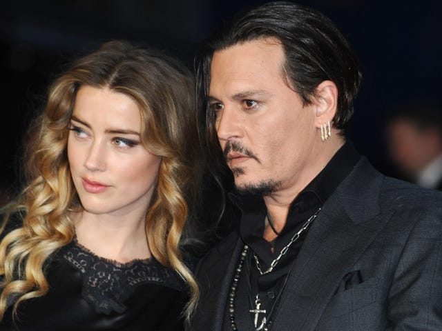 Johnny Depp is Waging a Bitter War Against Amber Heard's Accusations of Abuse [UPDATE]