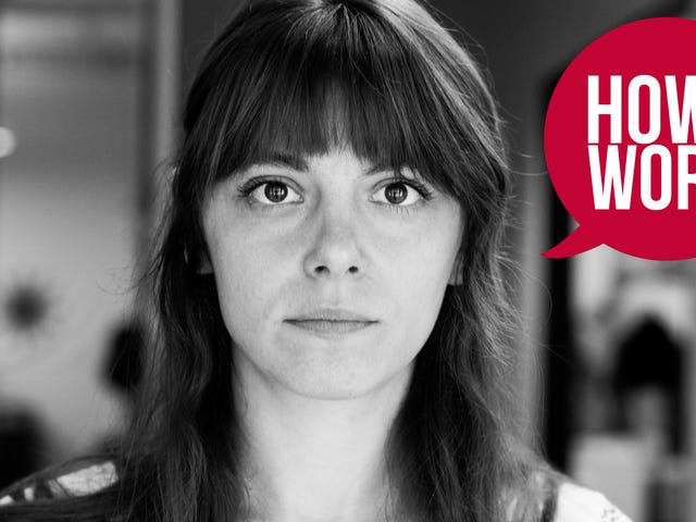 I'm Heather Hass, Lifehacker Creative Producer, and This Is How I Work
