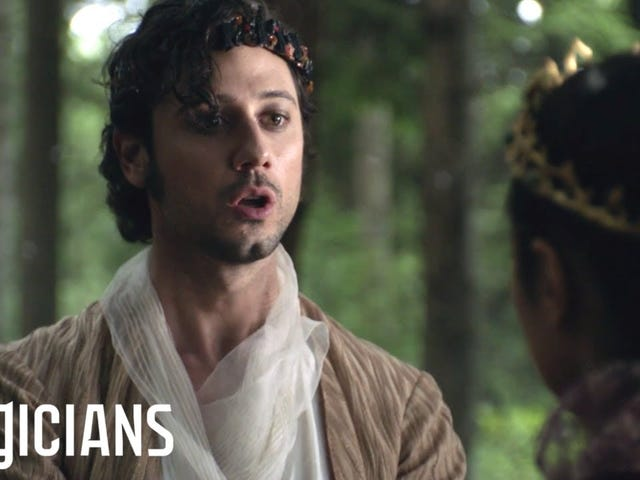 "The Magicians ""The Tales of Seven Keys"" Spoilerific Reaction Thread"