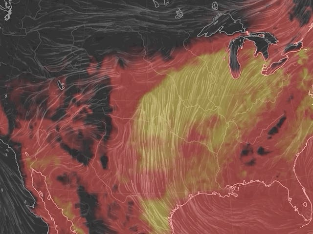 The U.S. Is Set to Roast This Week Under a Potentially Record-Setting Heat Wave