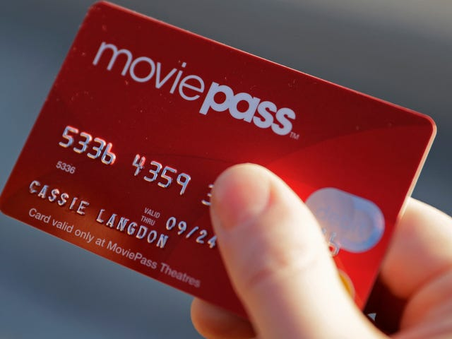 Report: Increasingly Desperate MoviePass May Not Be Paying for Major Films Anymore