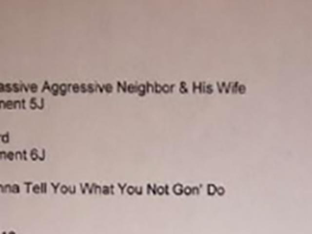Beyaz Komşularına Viral Mektubun Arkasındaki Adam Konuşuyor
