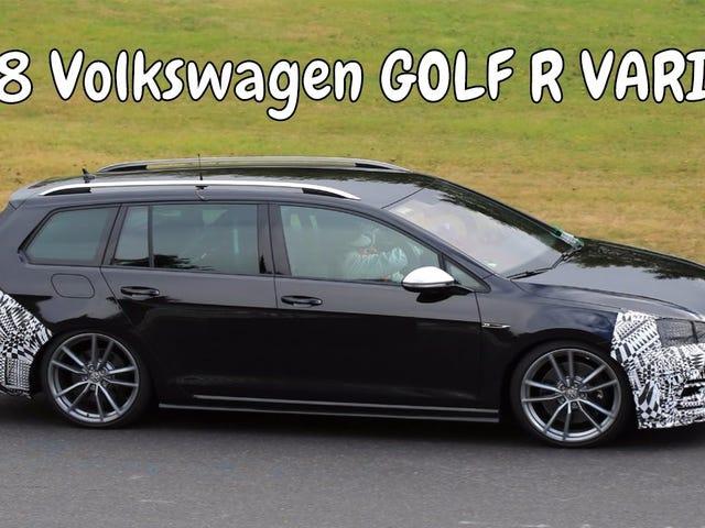 Golf R Variant ... Ama ABD olacak?