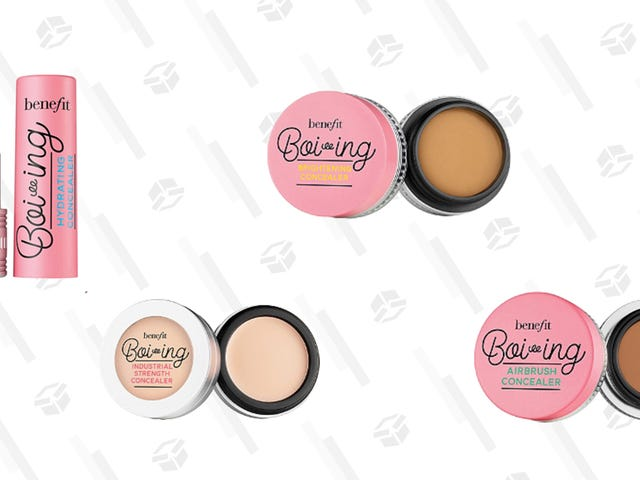 These $15 Benefit Cosmetics Concealers Have Got You Covered