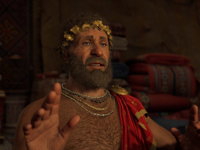Ubisoft Explains Assassin's Creed Odyssey's Microtransactions And Some Of The Math Behind Them