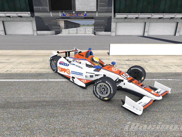 Your 2017 Team Oppo iRacing Indy 500 Car