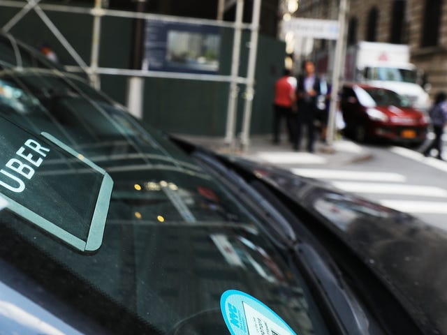 New York City Is Considering Capping the Number of Uber and Lyft Vehicles [Update]