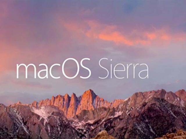 Adiós OS X, hola macOS Sierra: todas las novedades del nuevo sistema operativo de Mac