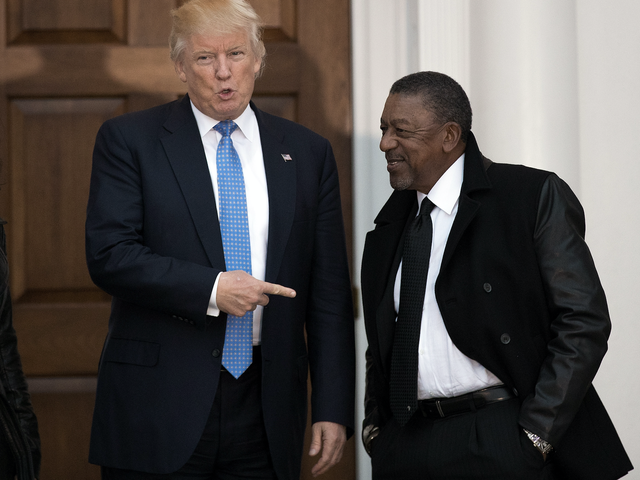 Robert Johnson Capes for Trump Over Black Unemployment Numbers (or Something)