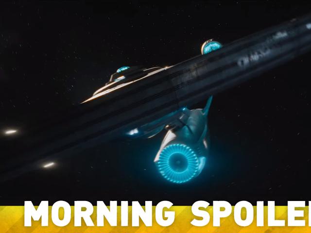 Der kaster allerede rygter for den nye <i>Star Trek</i> tv-show