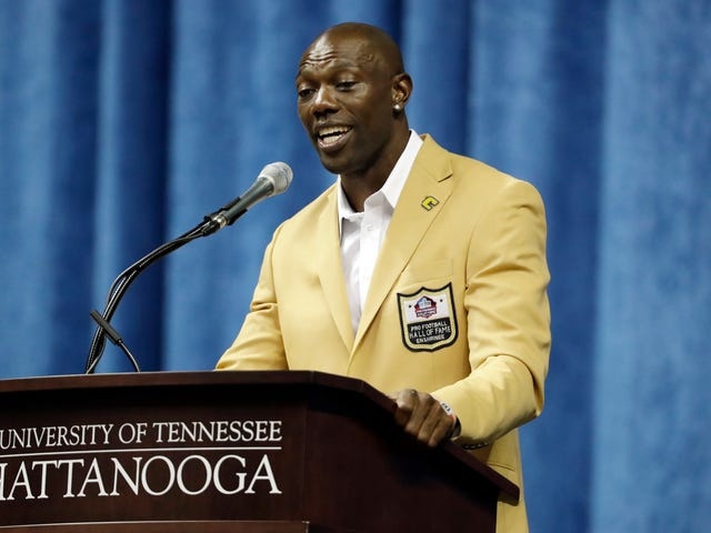 Terrell Owens Is Right To Feel Insulted