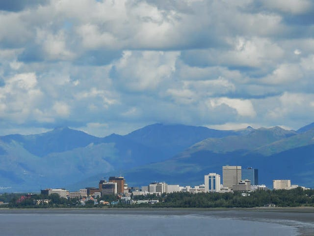 Baked Alaska: Anchorage Smashes Temperature Record as Thermometer Hits 90 Degrees