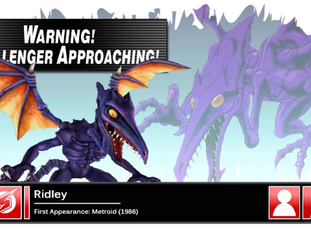 Why Super Smash Bros Players Are So Obsessed With Ridley