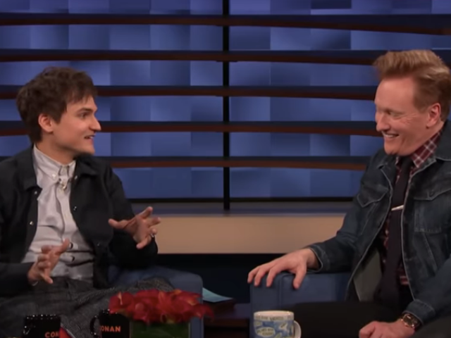 Here's how a bunch of home-schooled kids were inadvertently exposed to vintage Conan O'Brien