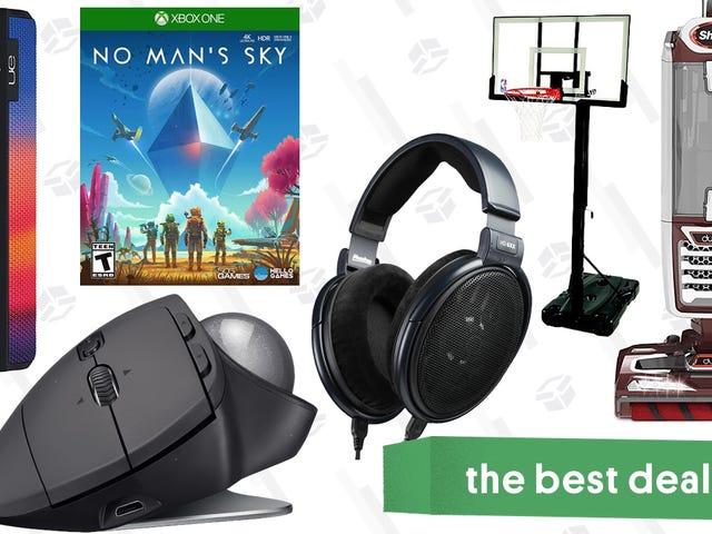Saturday's Best Deals: OLED TVs, No Man's Sky, UE MEGABOOM, and More