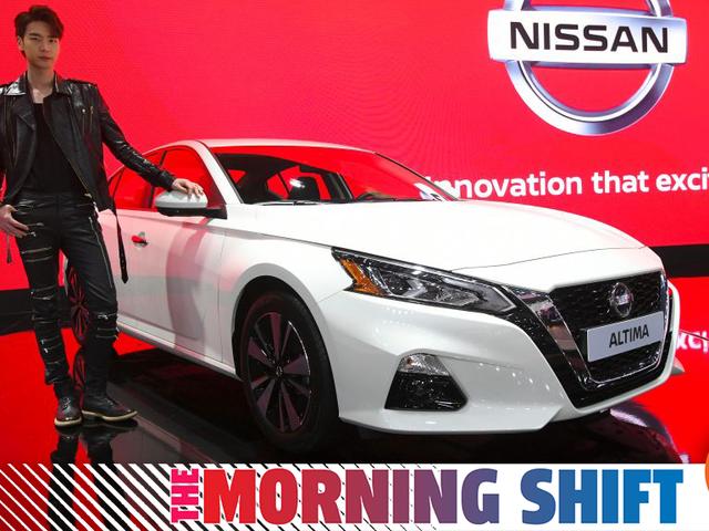 Idzie plan naprawy Nissana