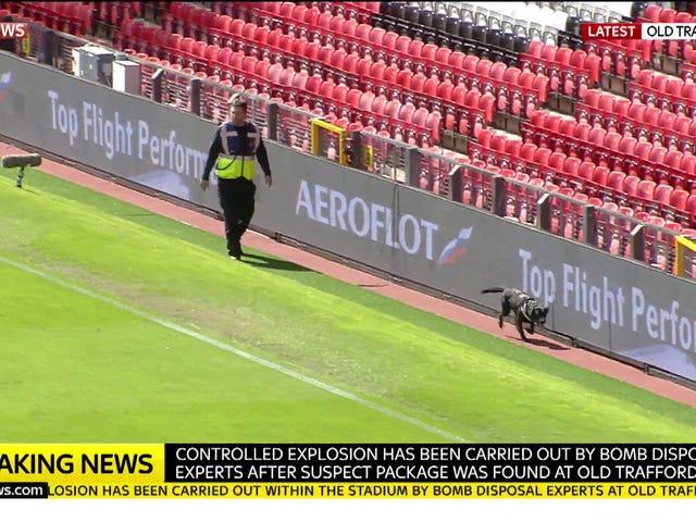"""Polizia di Manchester: Dispositivo esplosivo """"Incredibilmente realistico"""" """"Non vitale"""" [AGGIORNAMENTO]"""
